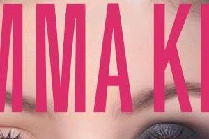 Jemma Kidd makeup book