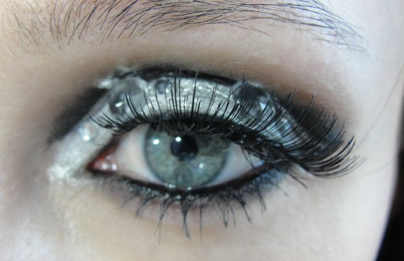 How to: party eyes