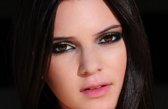 Video:The Kendall Jenner Smoky Eye Tutorial