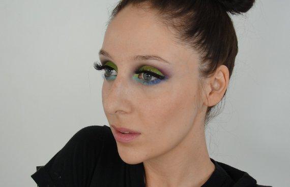 Bright Eye Makeup Sugarpill