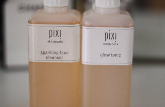 pixi sparkling cleanser