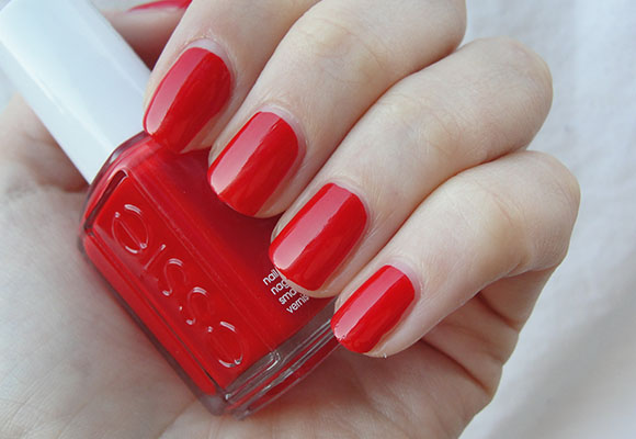 Essie laquered up