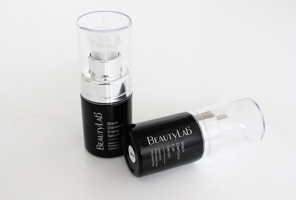 BEAUTY LAB BLACK DIAMOND FACIAL