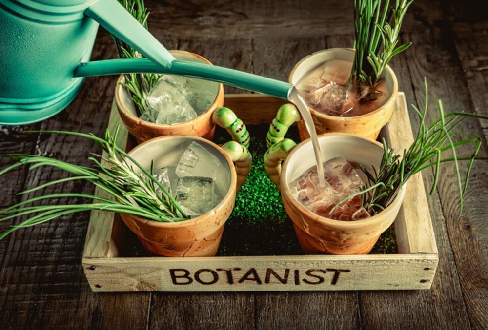 Places to visit the botanist newcastle for Food bar bham