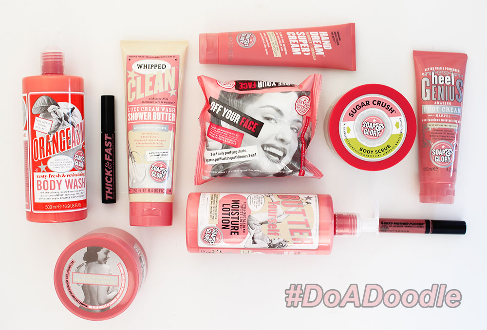 SOAP AND GLORY THE NEXT BIG THING