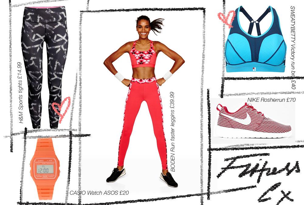 newyear activewear