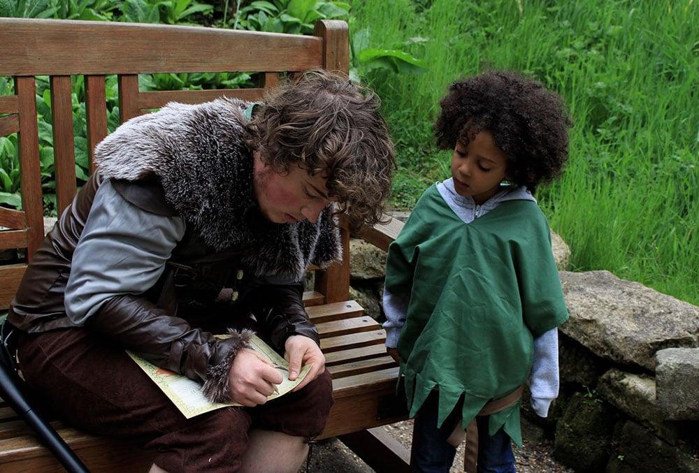 Alnwick Garden - a garden of fairy tales