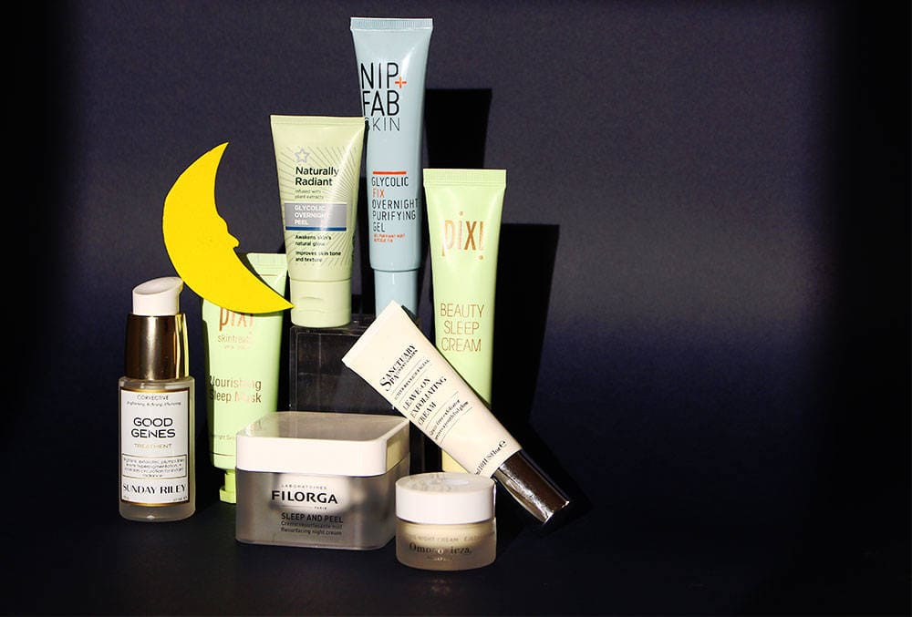 8 Beauty Products Working The Night Shift!