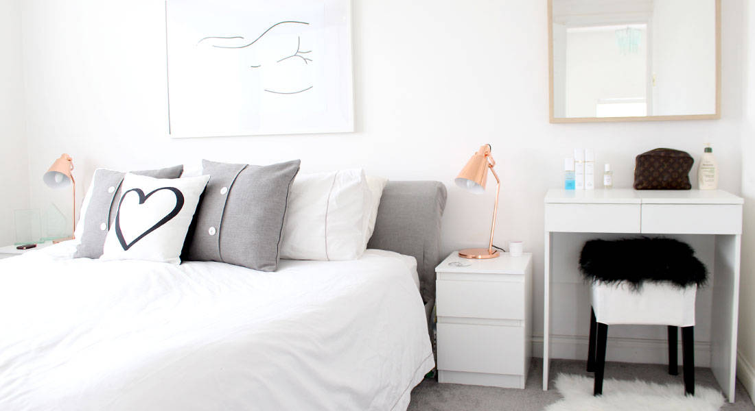 Bedroom Interiors: A Serene Space