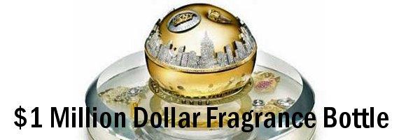 The Million Dollar Perfume Bottle Beautysauce