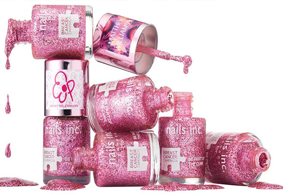 NAILS INC BREAST CANCER