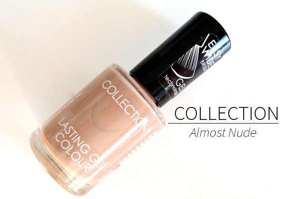 collection almost nude