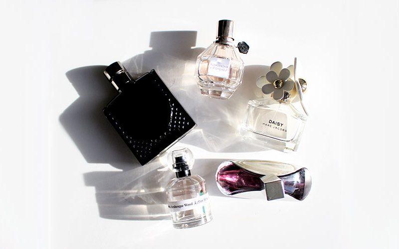 5 favourite perfumes