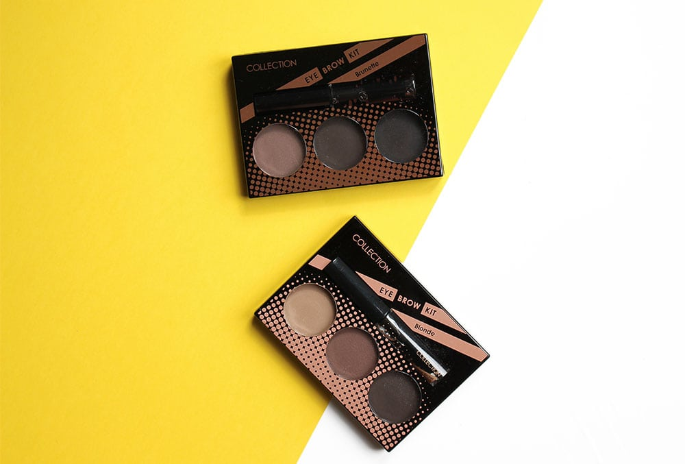 collection work the colour brow