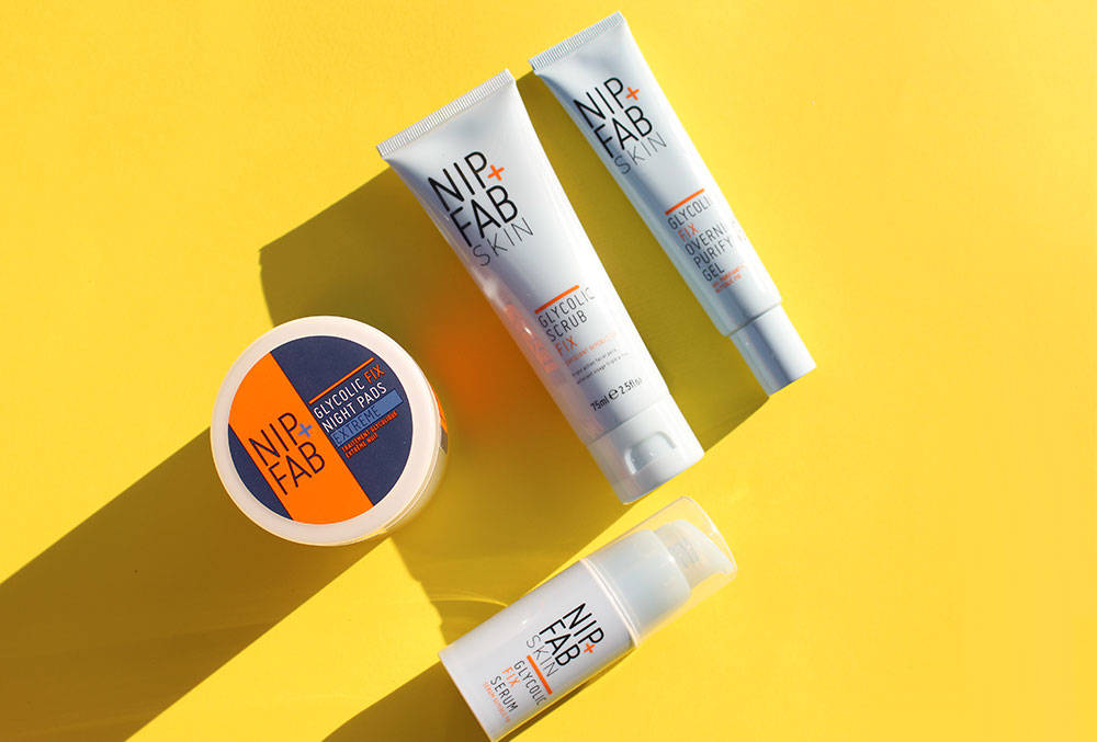 nip + fab glycolic fix