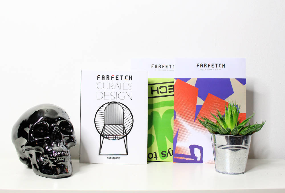farfetch curates design