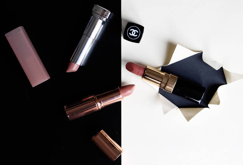 3 Of The Best Nude Lipsticks Right Now!
