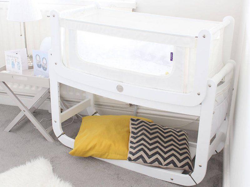 Nursery tour & SnüzPod Crib
