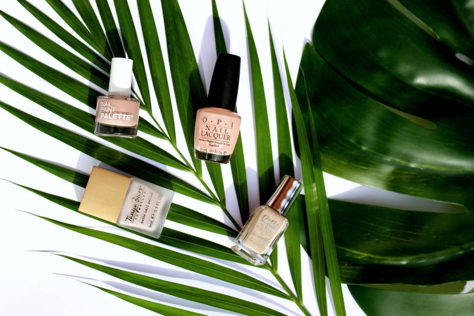 4 Nude Nail Polishes To Try This Season