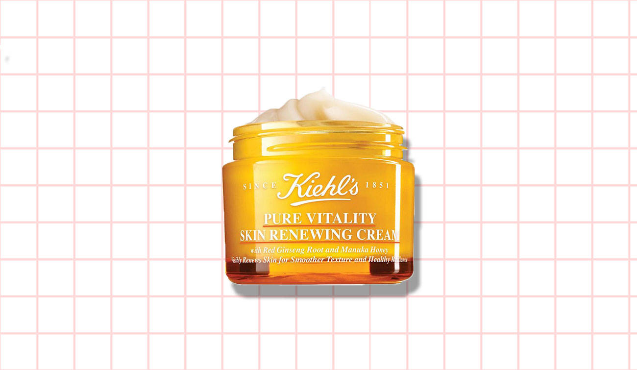 kiehls pure vitality cream review