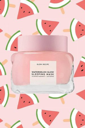 glow recipe watermelon mask