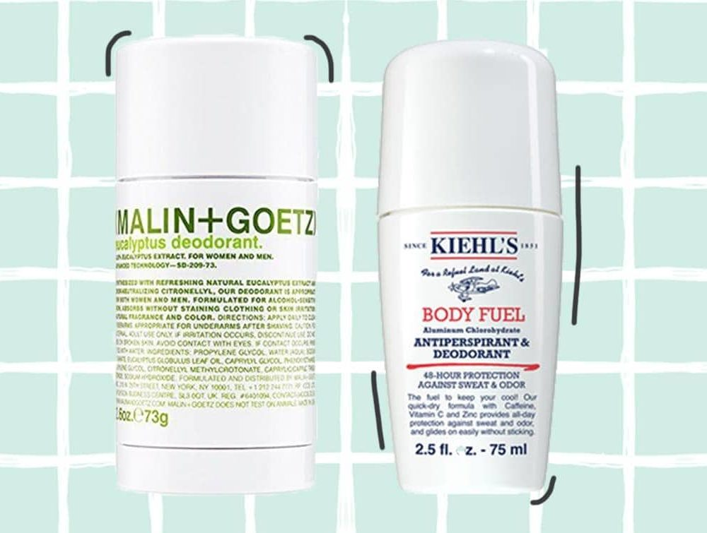 deodorant vs anti-perspirant