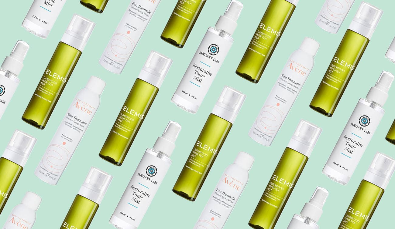 7 of the best facial mists